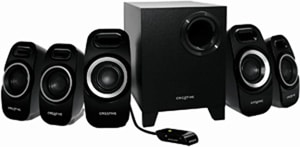 Creative Inspire T6300 5.1 Speaker System Review