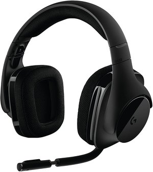Logitech G533 Wireless Headset Review