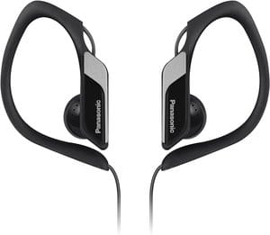 Panasonic- Rp-hs46e-k Slim Clip-On Earphone Review
